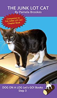 The Junk Lot Cat: (Step 3) Sound Out Books (systematic decodable) Help Developing Readers, including Those with Dyslexia, ...