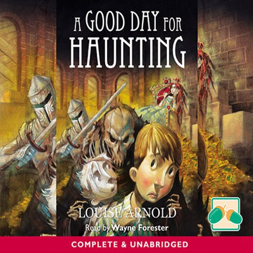 A Good Day For Haunting audiobook cover art