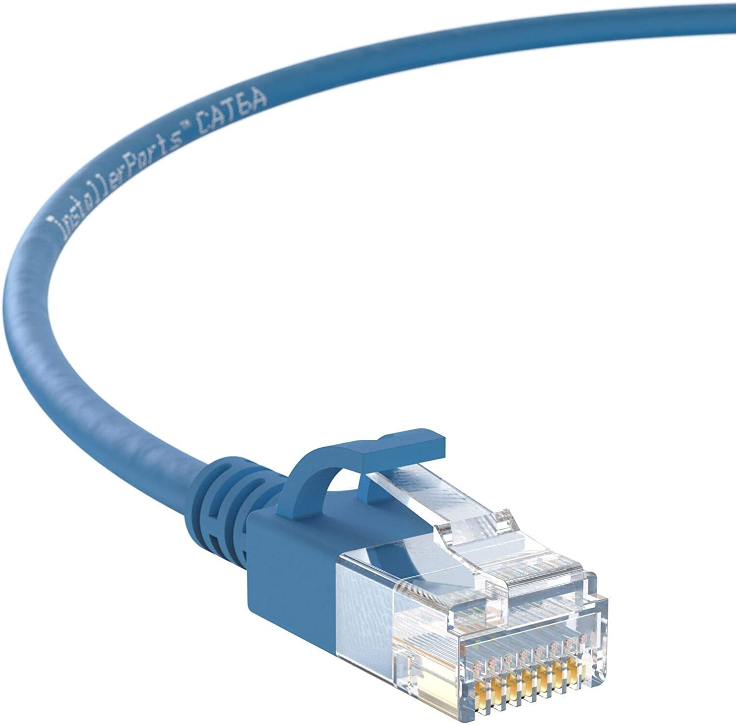 InstallerParts Ethernet Cable CAT6A Slim Booted FT 1 UTP Ranking TOP3 Popular brand in the world