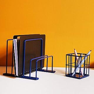 Casa Decor Pen & File,Paper Holder for Tabletop,Office,Home,School,Desktop,Bookshelf,Desk Organizer ( Pack of 1 )