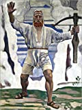 Poster 70 x 90 cm: Wilhelm Tell von Ferdinand