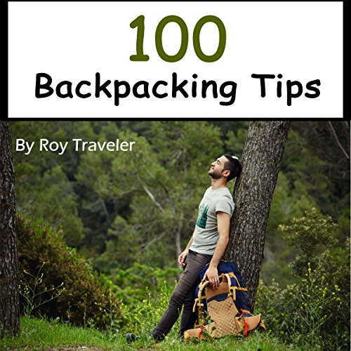 100 Backpacking Tips Titelbild