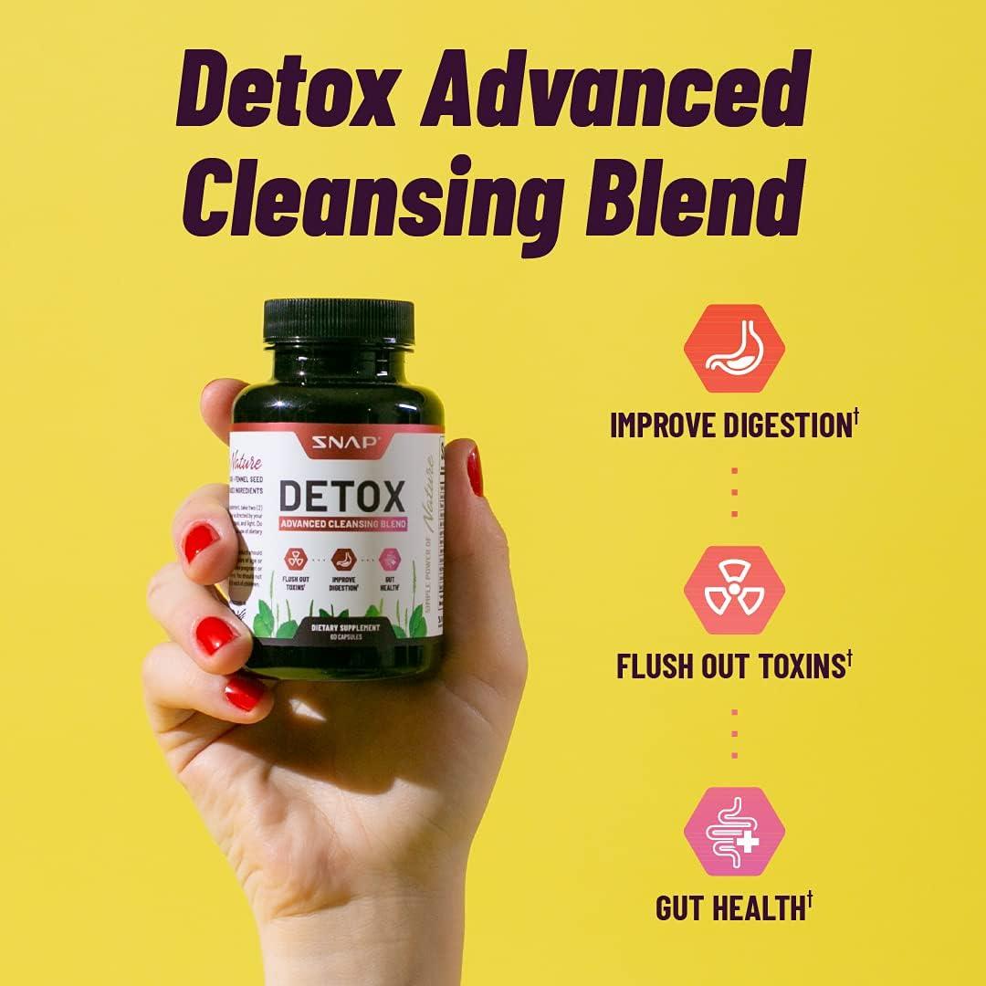 detoxifiere snap