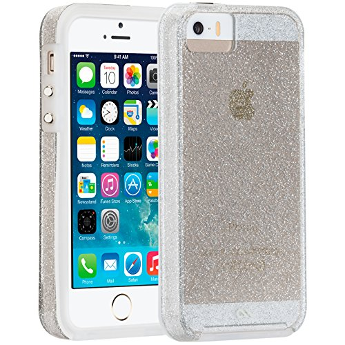 Case-Mate Sheer Glam Case for Apple iPhone 5/5s/SE - Champag