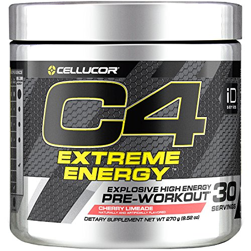 C4 Extreme Energy Pre Workout Powder Cherry Limeade