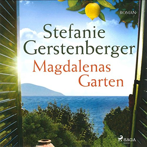 Magdalenas Garten audiobook cover art