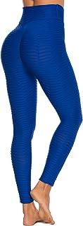comprar comparacion FITTOO Leggings Push Up Mujer Mallas Pantalones Deportivos Alta Cintura Elásticos Yoga Fitness
