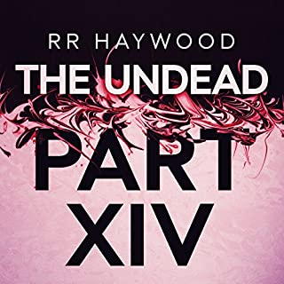 The Undead, Part 14 audiobook cover art