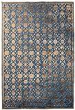 Tapiso Collection Bohemian Tapis de Salon Chambre Classique Poils Contour 3D Couleur...