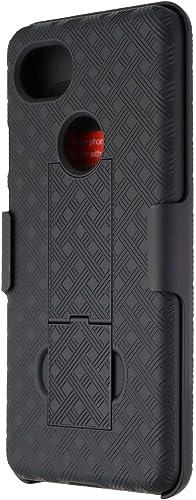 wholesale Verizon OEM Shell wholesale Holster Combo for Google Pixel XL - online sale Black online