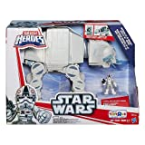 Star Wars, Galactic Heroes, Exclusive Imperial AT-AT Walker with AT-AT Driver Action Figure
