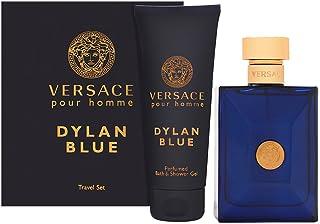 Versace Dylan Blue 100 ml EDT + 100 ml Perfumed Bath & Showergel, 100 ml
