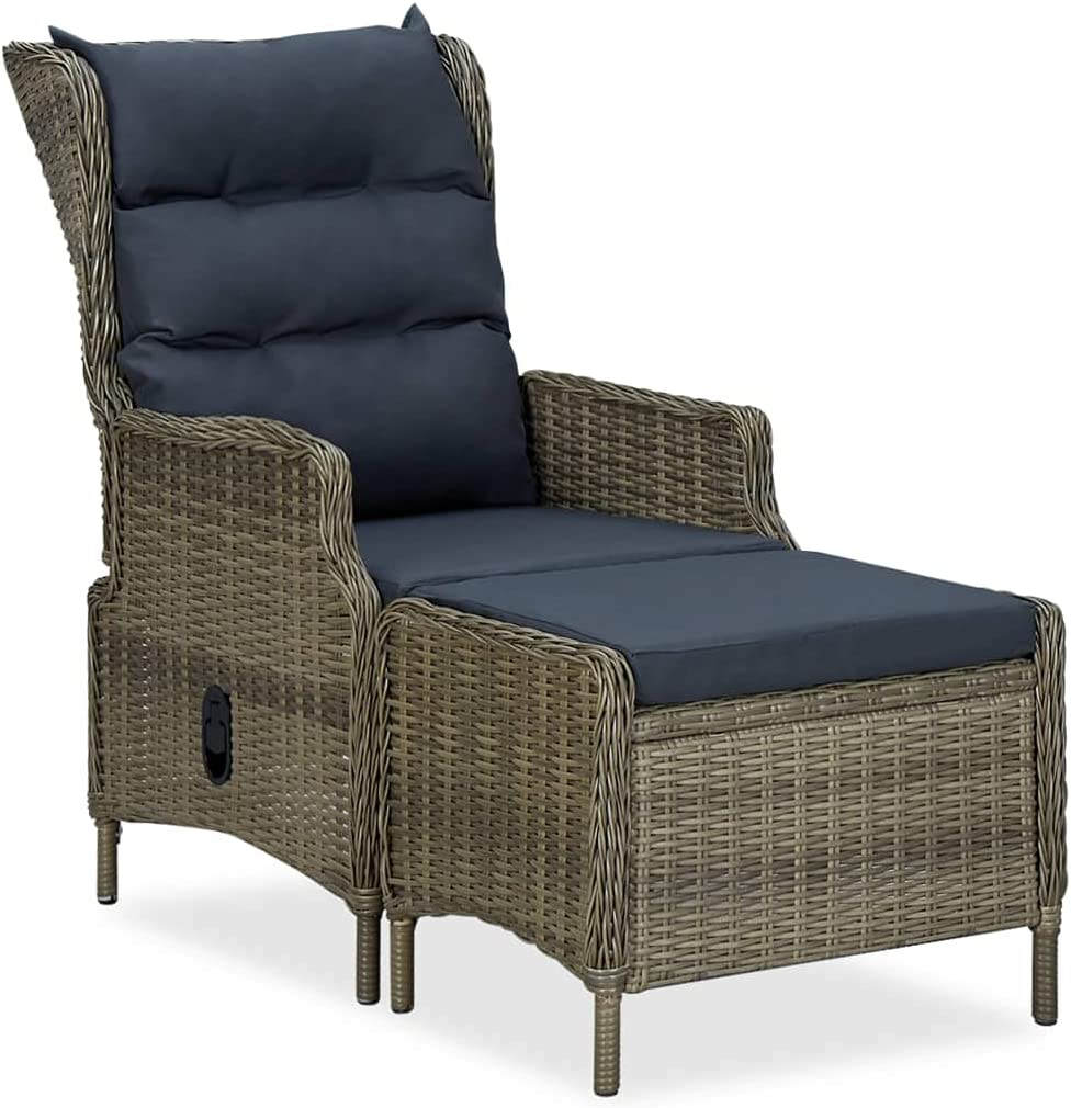 Garden Miami Mall Chair Manufacturer direct delivery with Cushions Outdoor Terrace Balcony Patio Furnitu