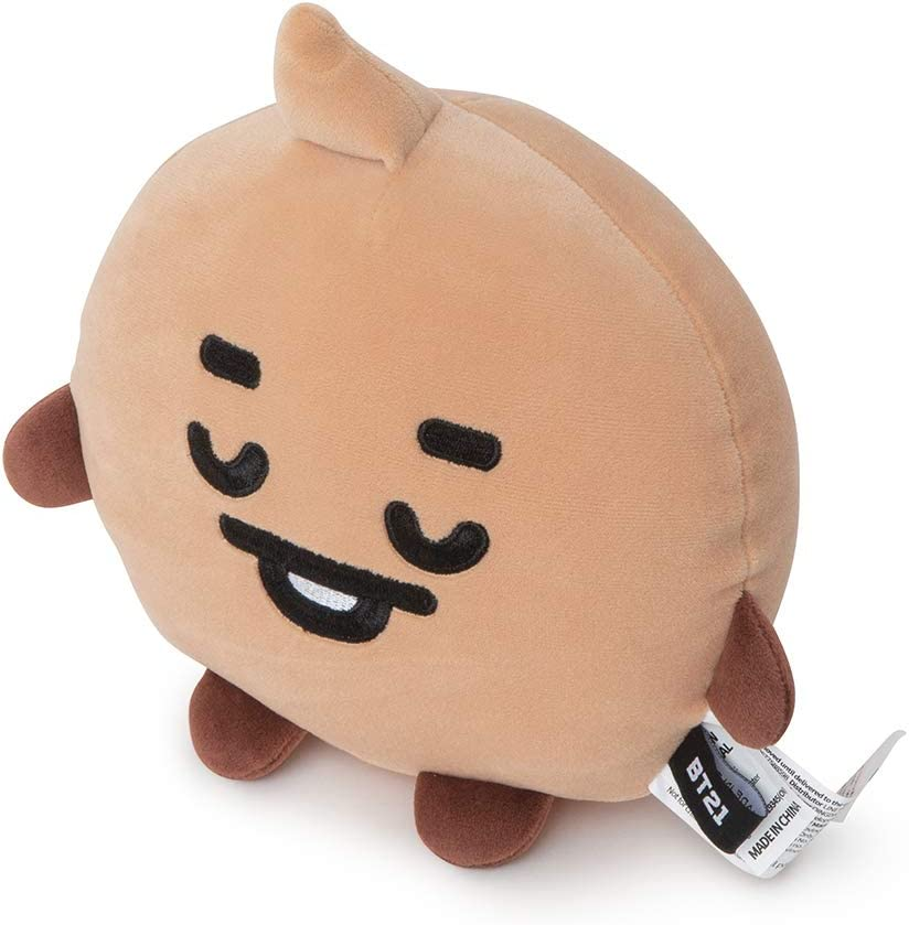 BT21 Official Merchandise by Under blast sales Columbus Mall Line Friends - SHOOKY Faced Ch Baby