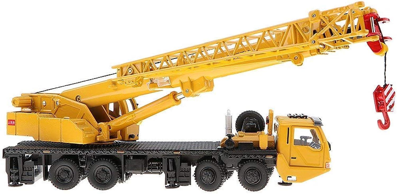 Backbayia Kran LKW Modellbau Legierung Spielzeug Bauspielzeug Lernspielzeug Modell Weihnachtsfahrzeug für Kinder B07KK9VFL4 Kaufen    Um Zuerst Unter ähnlichen Produkten Rang