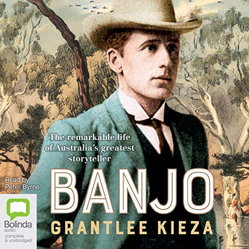 Banjo audiobook cover art
