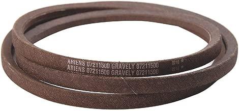 Ariens/Gravely Zero Turn Lawn Mower Drive Belt OEM Part# 07211500