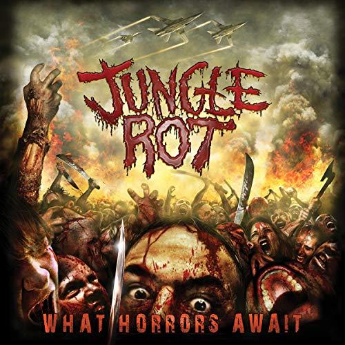 Jungle Rot: What Horrors Await (Vinyl)