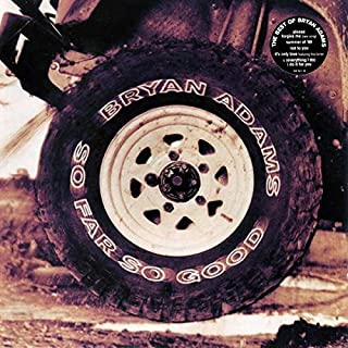 Bryan Adams - So Far So Good - A&M Records - 540 157 1, A&M Records - 540 157-1