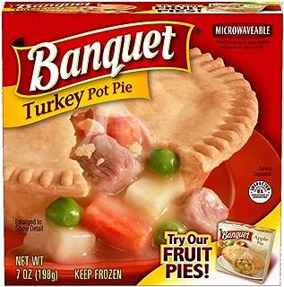 Conagra Banquet Turkey Pot Pie, 7 Ounce -- 24 per case.