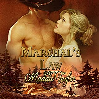 Marshal's Law                   By:                                                                                                                                 Maddie Taylor                               Narrated by:                                                                                                                                 Gideon Welles                      Length: 11 hrs and 38 mins     61 ratings     Overall 4.3