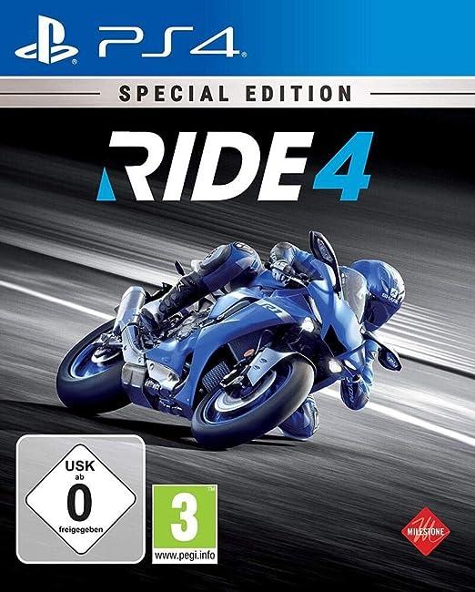 Ride 4 - Special Edition PS4