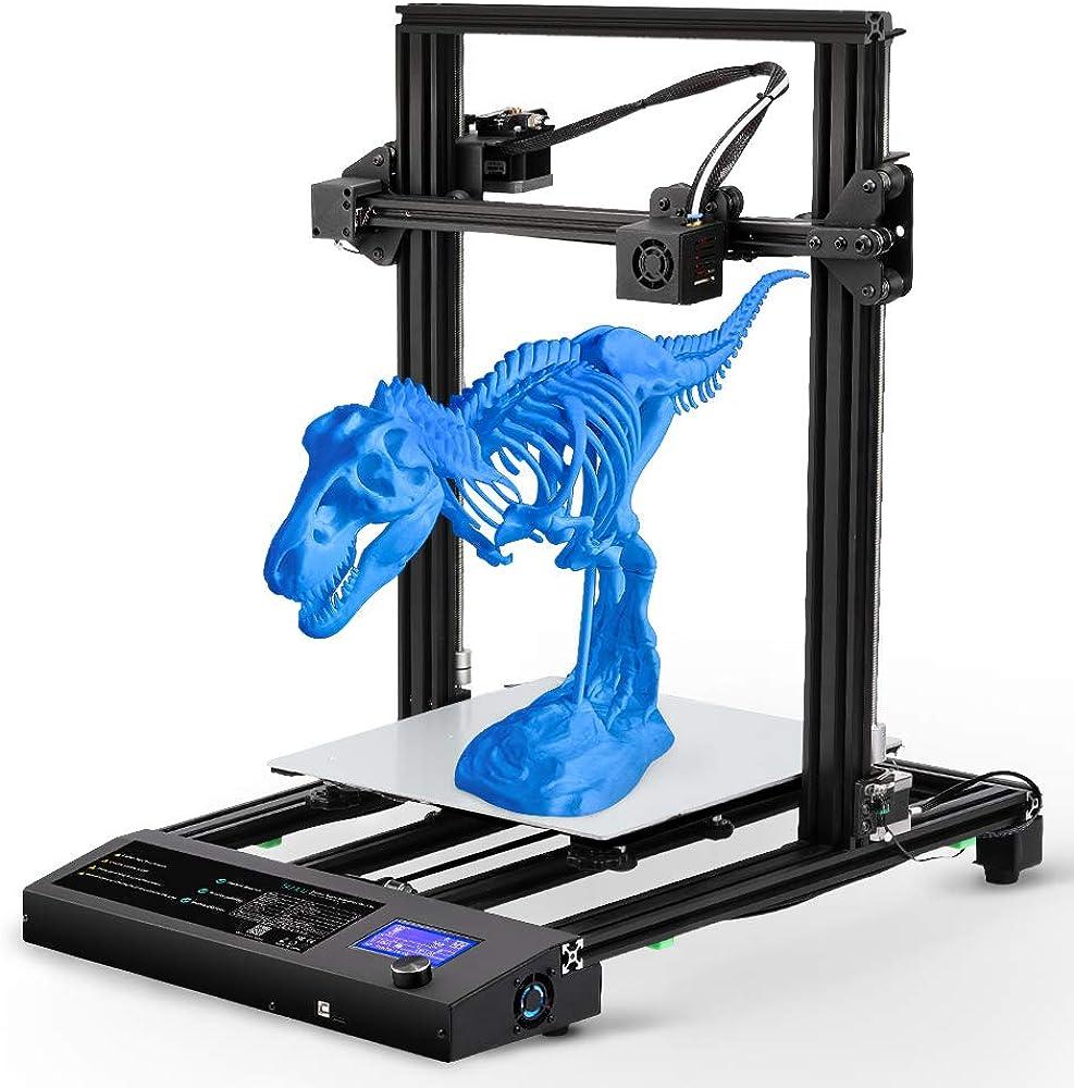 Sunlu stampante 3d kit fdm fai-da-te, sensore a filamento riprendi stampa DCDE-S8-UK+EU-2