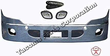 Freightliner Cascadia Chrome Bumper
