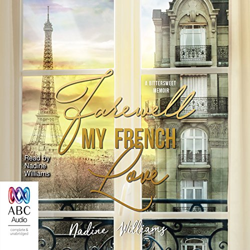 Farewell my French Love cover art