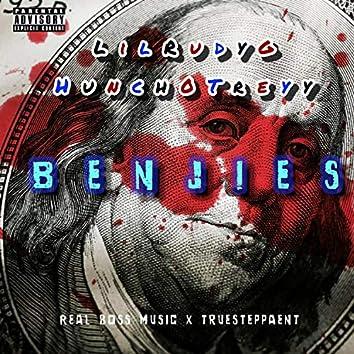 Benjies (feat. Hunch0Trey)