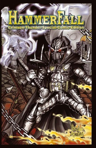 Crimson Thunder Special Comic Edition by HammerFall...