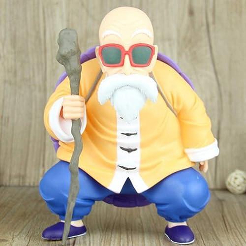 Xuping Dragon Ball - Tortue Enfance Fée Poupées Série PVC Boutique Jouets Décoration Cadeaux d'anniversaire Jeu Hobby Collectionneurs à Propos de 21CM (Couleur   B)