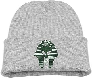 Alien Egyptian Mask Infant Beanie Cap Knit Hat
