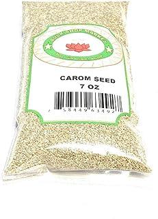 Carom Seeds 7 oz Ajwain spice by BulkShopMarket