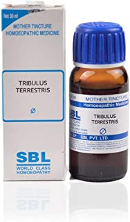 SBL Homeopathic Tribulus Terrestris Mother Tincture Q (30ml) - by Venus.Exports