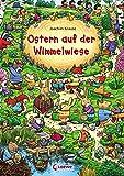 Ostern auf der Wimmelwiese: Wimmelbuch ab 2 Jahre (Wimmelbilderbücher) - Joachim Krause