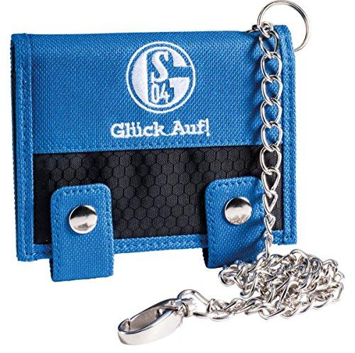 FC Schalke 04 Geldbörse mit Kette