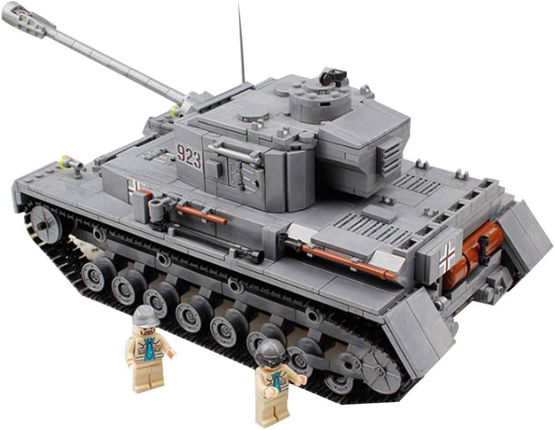 DYMAS Spielzeug Kinder Puzzle-Bausteine Tank Montage Spielzeug B07H4M84DV  Verwendet in der Haltbarkeit | Mittlere Kosten