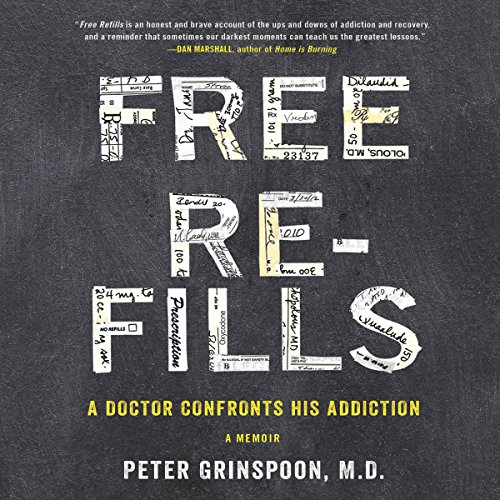 Free Refills audiobook cover art