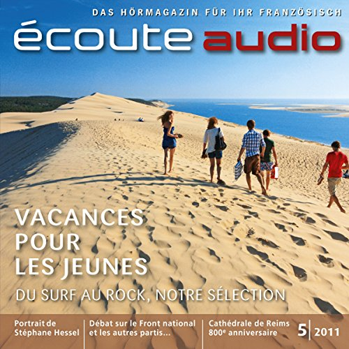Écoute audio - Vacances pour les jeunes. 5/2011 audiobook cover art