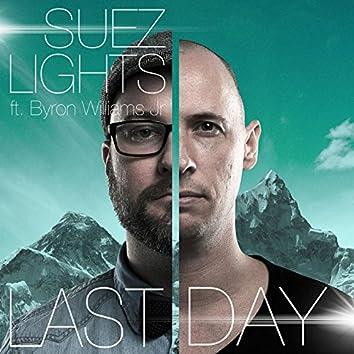 Last Day (feat. Byron Williams Jr)