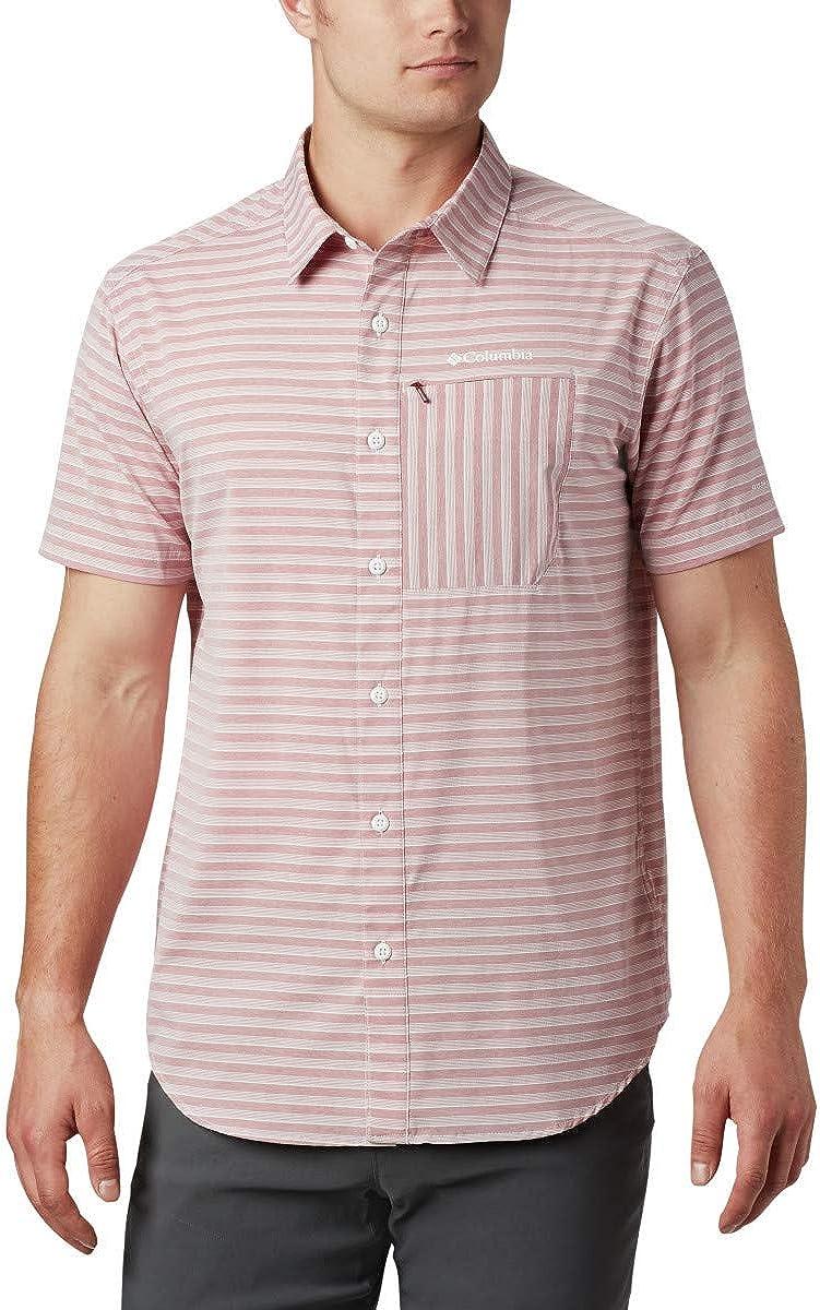 Columbia Men's Twisted Creek II Short Sleeve Shirt