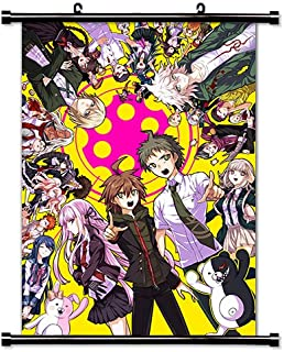 Dangan Ronpa Anime Fabric Wall Scroll Poster (16 x 23) Inches. [WP] Dan R-11