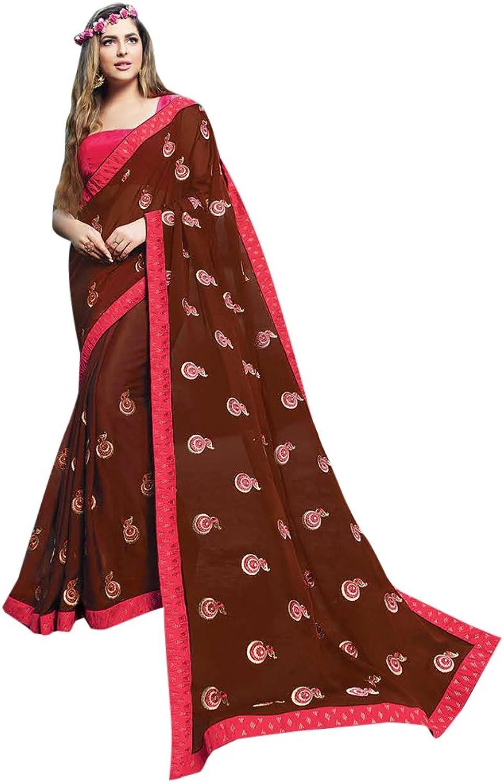 Wedding Bridal Ethnic Bollywood Collection Saree Sari Ceroemny Bridal 793 4