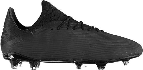 Adidas X X 19.2 FG, Chaussures de Football Homme  meilleurs prix et styles les plus frais
