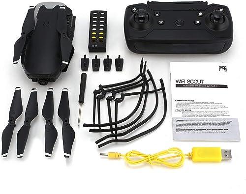 precios bajos Funnyrunstore 668-Q1W 720P RC RC RC Drone RC Quadcopter con cámara HD Helicóptero de retención de altitud Foto aérea Vídeo de transmisión en Vivo  ventas directas de fábrica
