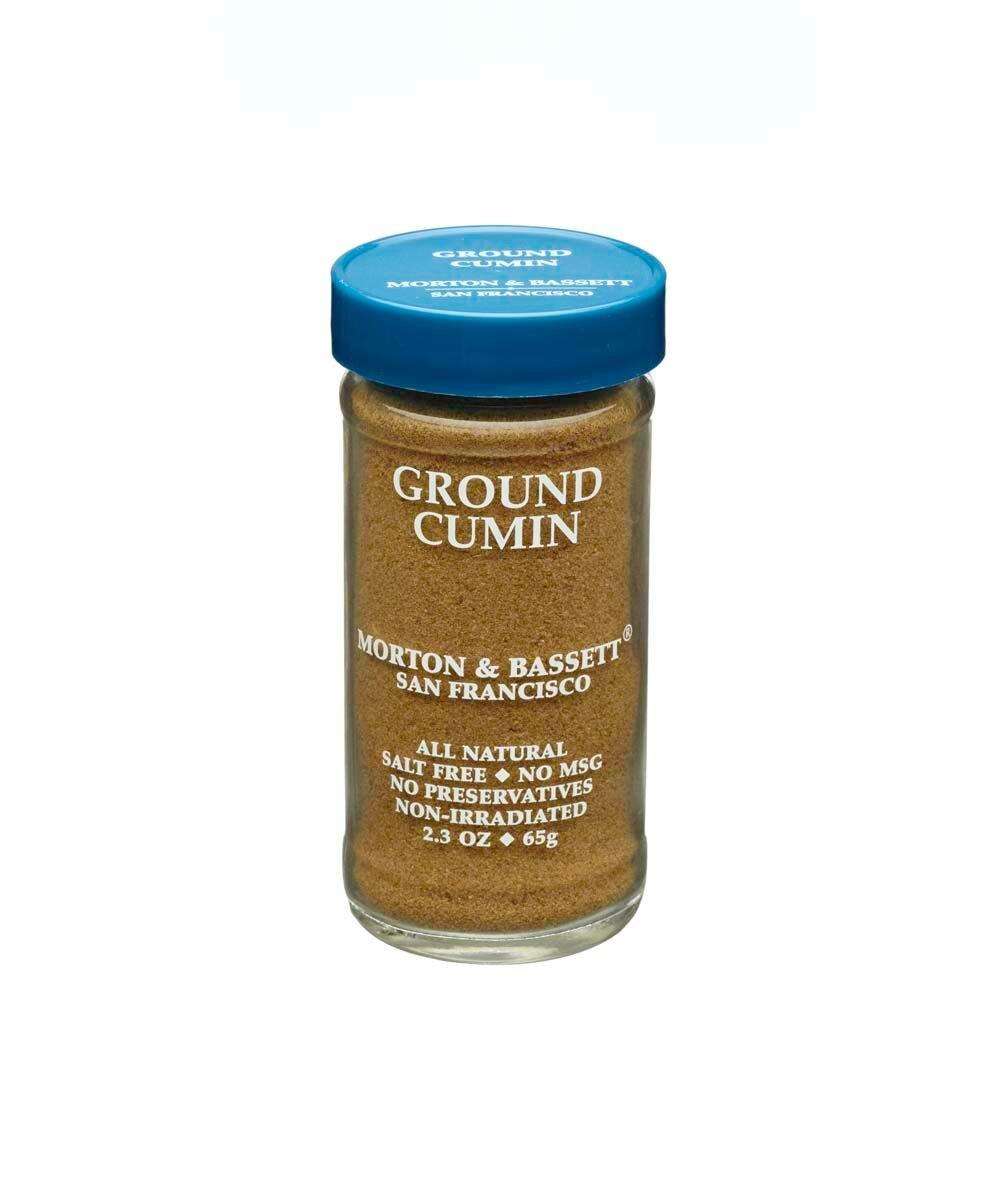 Morton Bassett Ground New arrival Cumin Ounce 2.3 Jar Topics on TV