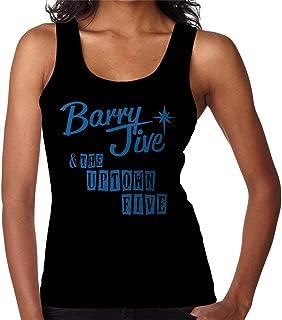 FAQUKA Barry Jive and The Uptown Five High Fidelity Women's Vest