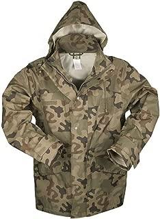 mil tec camo jacket