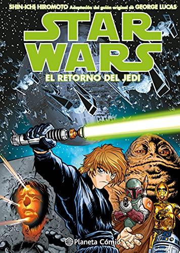 Star Wars Episodio VI El Retorno del Jedi (manga): Adaptación del guión...